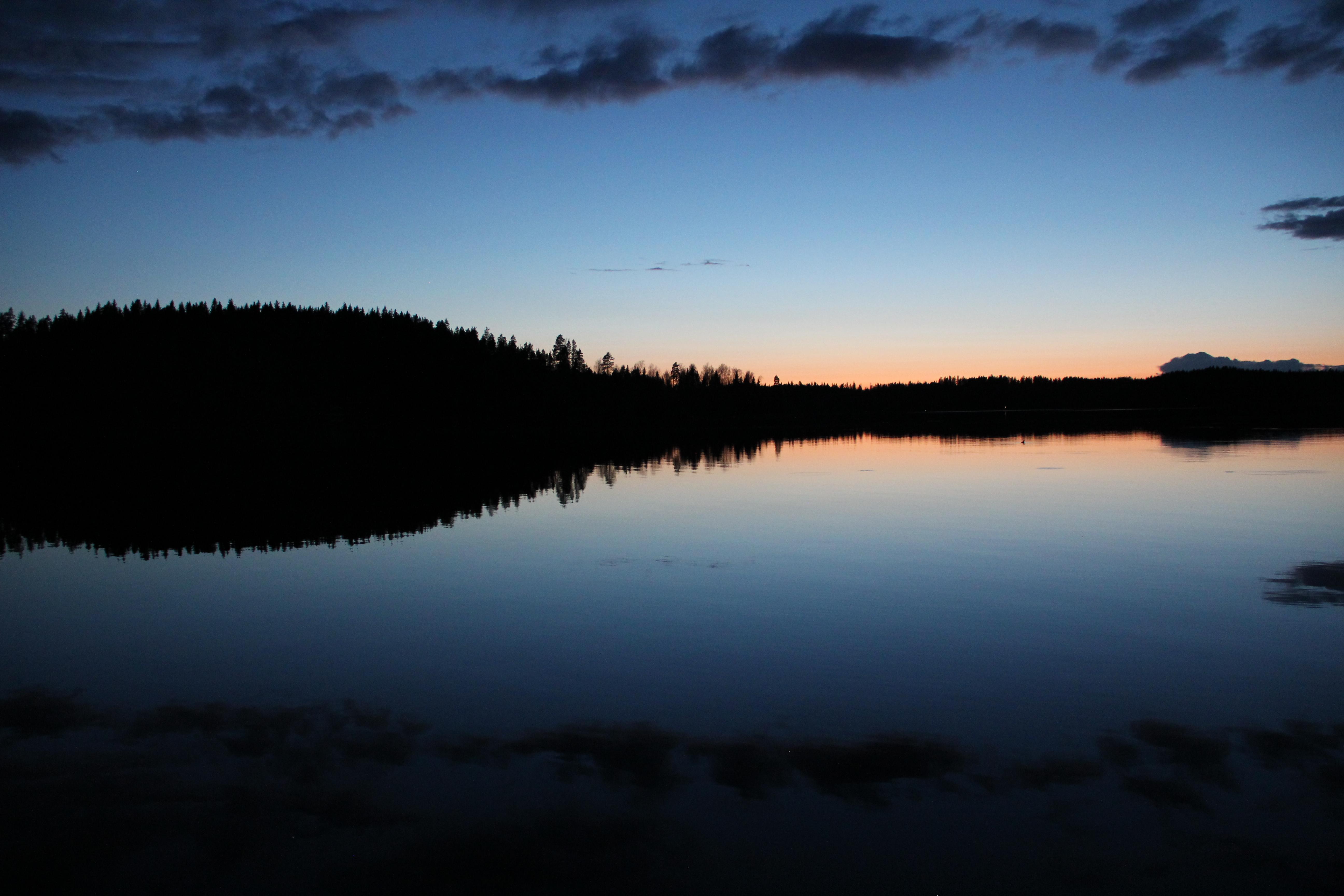 Kinisselkä Kopsuon kalastusalueen kohdalla on syvyydeltään 40 - 85 metriä. Täällä on Päijänteen toiseksi syvin kohta.